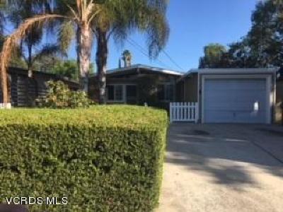 Thousand Oaks Single Family Home For Sale: 676 Glen Oaks Road