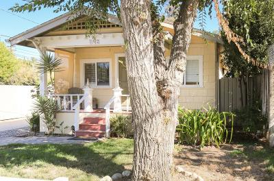 Thousand Oaks Single Family Home For Sale: 142 North Oakview Drive