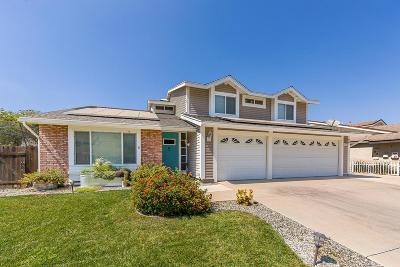 Camarillo Single Family Home For Sale: 359 Appletree Avenue