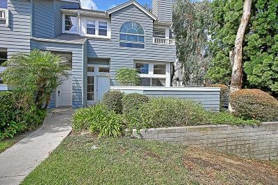 Ventura Condo/Townhouse For Sale: 1001 Gilbert Lane