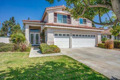 Camarillo Single Family Home For Sale: 4373 Calle Mapache