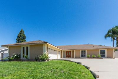 Thousand Oaks Single Family Home For Sale: 3210 Cherrywood Drive