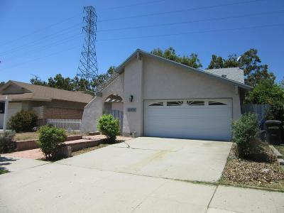 Simi Valley Single Family Home For Sale: 2271 North Hietter Avenue