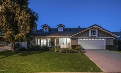 Agoura Hills Single Family Home For Sale: 6152 Shadycreek Drive