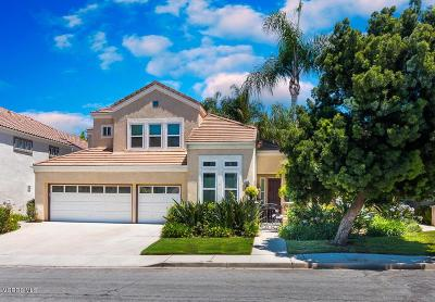 Moorpark Single Family Home For Sale: 4348 Timberdale Road