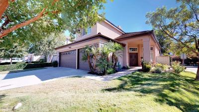 Simi Valley Single Family Home For Sale: 594 Mindenvale Court