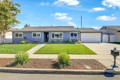 Simi Valley Single Family Home For Sale: 4490 Fort Worth Drive