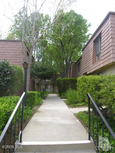Agoura Hills Condo/Townhouse Sold: 4035 Yankee Drive