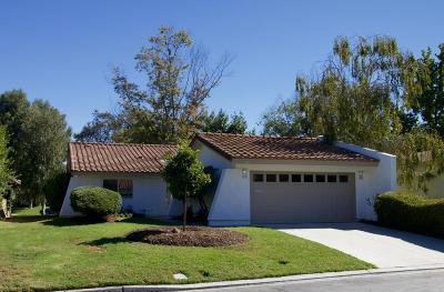 Westlake Village Condo/Townhouse Sold: 2679 Lakewood Place