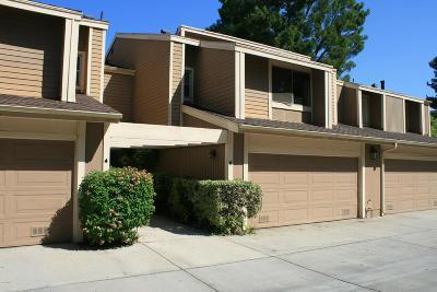 Northridge Condo/Townhouse For Sale: 10101 Melinda Way #5