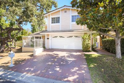 Westlake Village Single Family Home For Sale: 4531 Tam Oshanter Drive