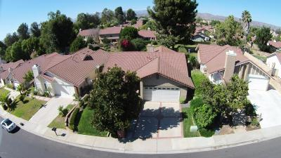 Moorpark Single Family Home For Sale: 13673 Bear Valley Road