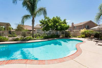 Simi Valley Single Family Home For Sale: 2790 Santa Ynez Avenue