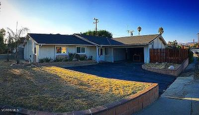 Simi Valley Single Family Home For Sale: 5792 Eunice Avenue