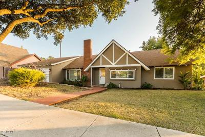 Thousand Oaks Single Family Home For Sale: 1336 East Avenida De Los Arboles