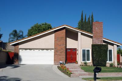 Simi Valley Single Family Home For Sale: 2679 Velma Court
