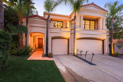 Calabasas Single Family Home For Sale: 4257 Park Verdi