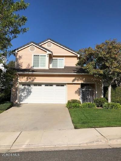Moorpark Single Family Home For Sale: 12048 Alderbrook Street