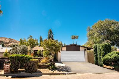 Simi Valley Single Family Home For Sale: 4360 Shopping Lane