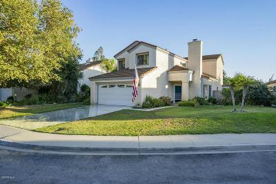Moorpark Single Family Home For Sale: 15296 Bittner Place
