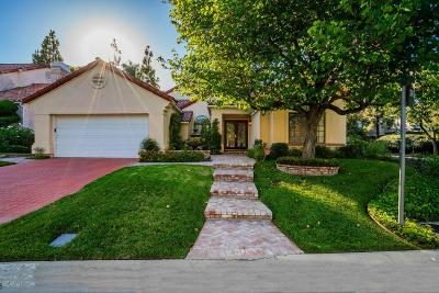 Westlake Village Single Family Home For Sale: 779 Cedar Point Place