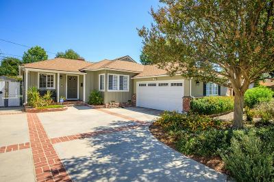Northridge Single Family Home For Sale: 8932 Geyser Avenue
