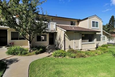 Moorpark Single Family Home For Sale: 15085 Campus Park Drive #E