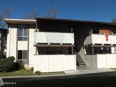 Ventura Condo/Townhouse For Sale: 1300 Saratoga Avenue #1211