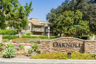 Thousand Oaks Condo/Townhouse For Sale: 255 Sequoia Court #24