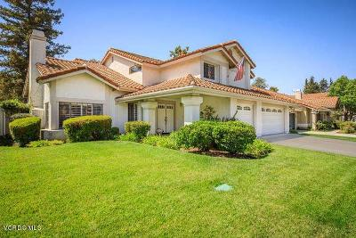 Moorpark Single Family Home For Sale: 12440 Crystal Ranch Road