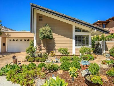 Westlake Village Single Family Home For Sale: 1487 La Venta Drive