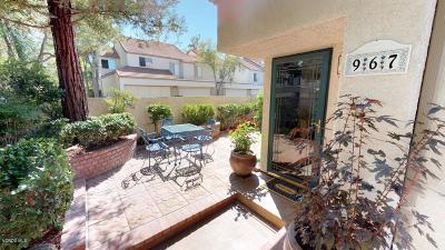 Westlake Village Condo/Townhouse Sold: 967 Via Colinas