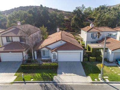 Simi Valley CA Single Family Home For Sale: $599,000