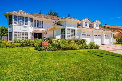 Agoura Hills Single Family Home Active Under Contract: 29455 Weeping Willow Drive