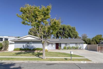 Simi Valley Single Family Home For Sale: 1528 Deodora Street