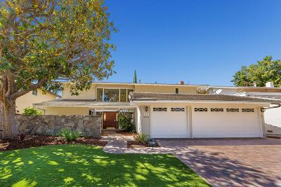 Westlake Village Single Family Home For Sale: 1537 Brentford Avenue
