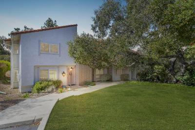 Thousand Oaks Condo/Townhouse For Sale: 201 Green Heath Place