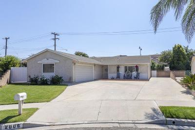 Simi Valley Single Family Home For Sale: 2006 Hercules Court