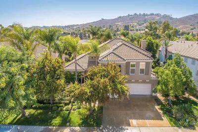 Moorpark Single Family Home For Sale: 4144 Laurelview Drive