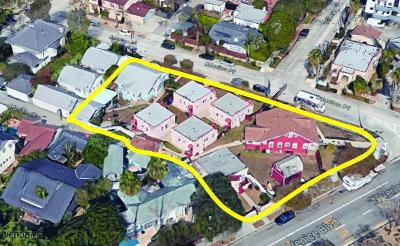 Los Angeles County Residential Income For Sale: 845 Venice Boulevard