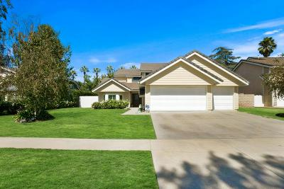 Simi Valley Single Family Home For Sale: 2740 Bitternut Circle