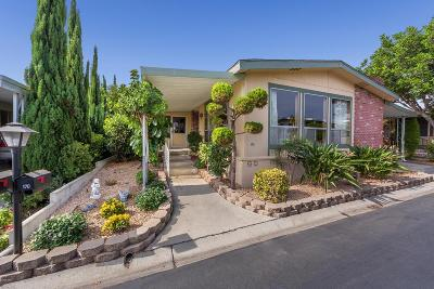 Camarillo Single Family Home For Sale: 170 Tahquitz Drive #187
