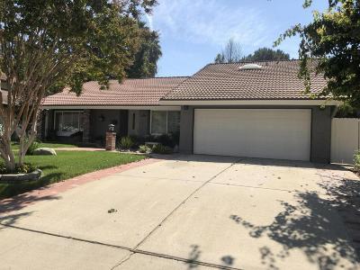 Westlake Village Single Family Home For Sale: 2744 Sierra Drive