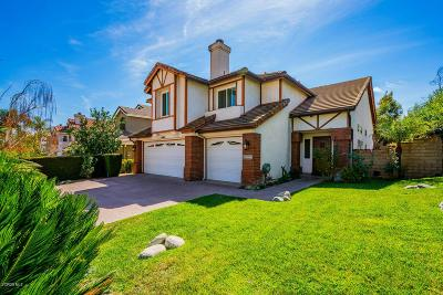 Agoura Hills Single Family Home For Sale: 29684 Quail Run Drive
