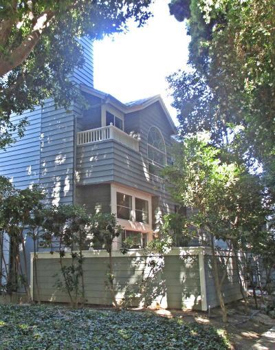 Ventura Condo/Townhouse For Sale: 752 Balfe Street