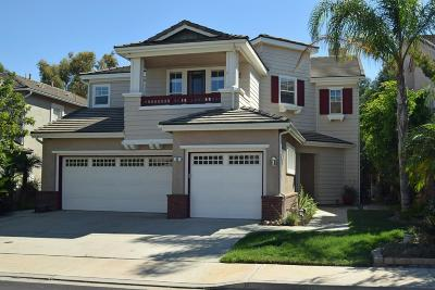 Simi Valley Single Family Home For Sale: 80 West Boulder Creek Road