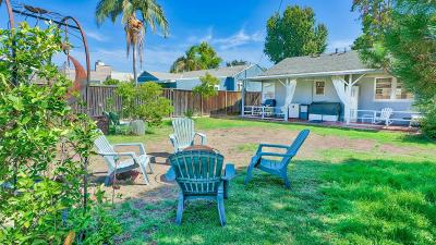 Burbank Single Family Home For Sale: 1467 North Evergreen Street