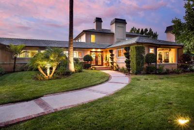Calabasas Single Family Home For Sale: 24353 Dry Canyon Cold Creek Road