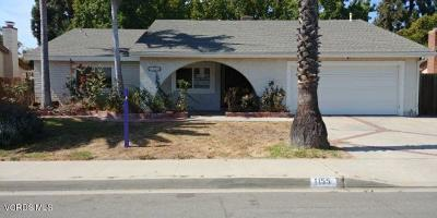 Camarillo Single Family Home For Sale: 1155 North Agusta Avenue
