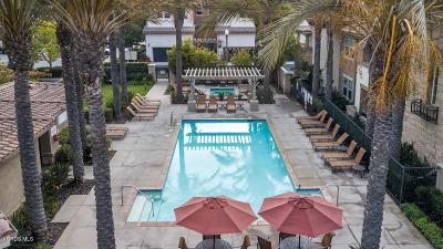 Camarillo Condo/Townhouse For Sale: 259 Riverdale Court #255